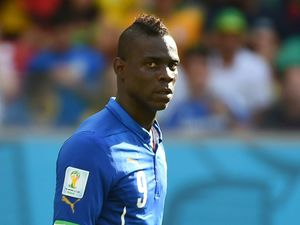 Balotelli snubbed by Italy as