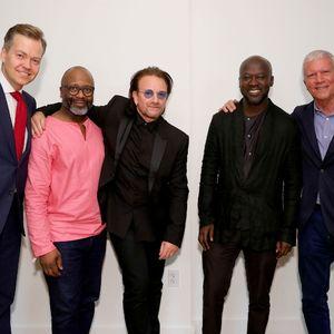 Bono, Naomi Campbell, and More