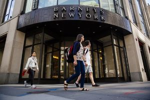 Barneys Finds a Potential