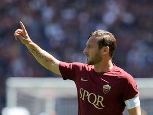 Francesco Totti's last days in