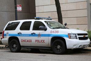 Chicago Police deploys an