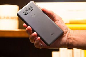 The LG V20 is a safe,
