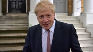 Tory leadership contest: Boris