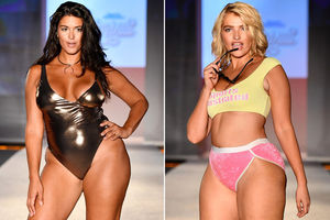 Sports Illustrated models