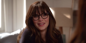 Zooey Deschanel's First TV Gig