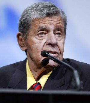 Jerry Lewis Left Six Of His