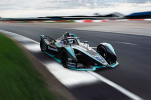 Jaguar's next-gen Formula E