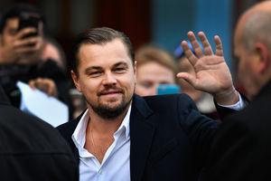 Leonardo DiCaprio watched the