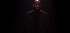 Kobe Bryant Performs Slam Poem