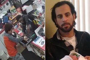 Teens rob store, leave clerk