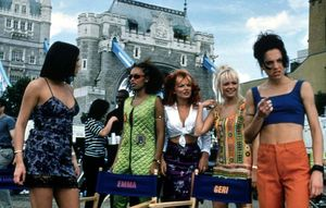 Spice Girls reportedly set to