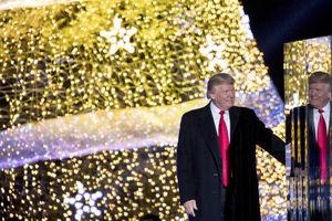 Trump tells confidants that a