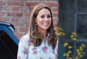 Kate Middleton gardens in