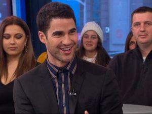 WATCH: Darren Criss opens up