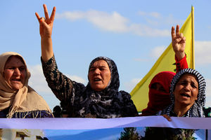 Who are the Kurds? Almost 35