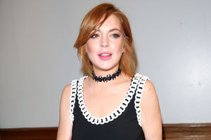 Lindsay Lohan claims no one