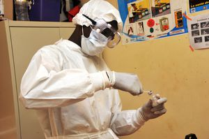 Ebola Vaccine Is the First to