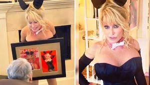 Dolly Parton Recreates Classic