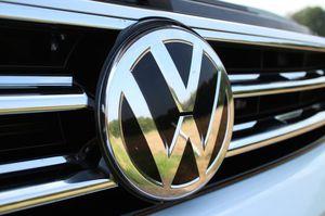 Volkswagen top secret test