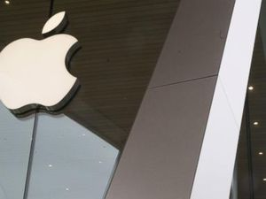 WATCH: Apple stock plummets