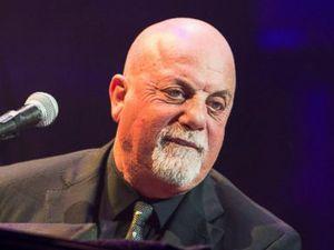 Billy Joel admits, 'It's time