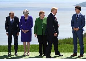 Communique at G-7 released