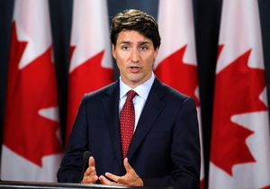 Justin Trudeau's unlikely
