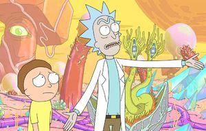 'Rick And Morty' Wins