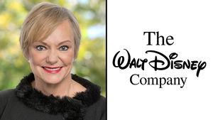 Disney Re-Ups Senior EVP &