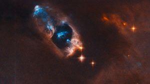 NASA Captures Image of Bright