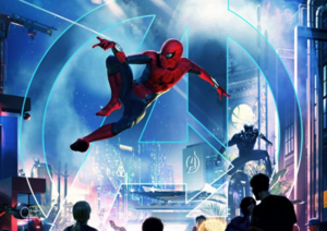 Disney Announces New Marvel