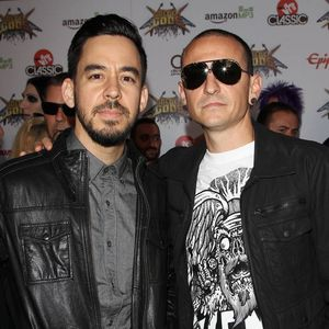 Mike Shinoda shattered by