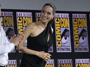 Marvel Madness! Angelina