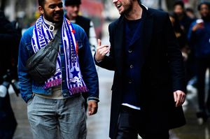 Streetsnaps: London Fashion