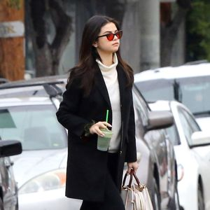 Selena Gomez Is Stepping Up Her Street Style Accessories