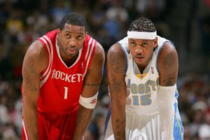 Tracy McGrady: Carmelo Anthony