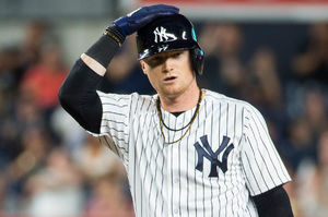 Clint Frazier swears he was