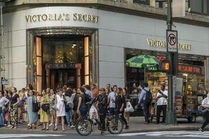 Victoria's Secret Sales Fall