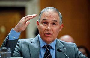 As Trump publicly backs EPA