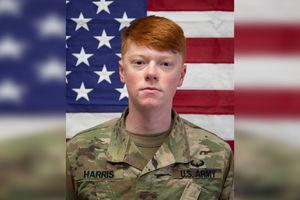 Soldier, 16-year-old boy both