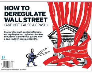 How to Deregulate Wall Street