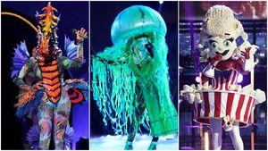 'The Masked Singer' Reveals