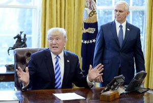 Trump Unlikely To Find Trade