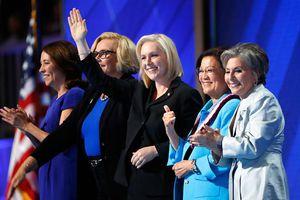 Democratic Women of the Senate