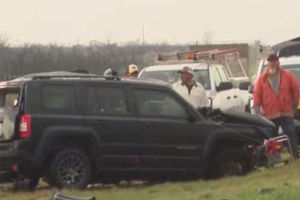 Storm chasers killed driving