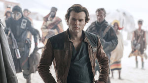 'Solo: A Star Wars Story' to