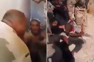 Disturbing video shows