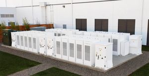 Tesla Powerpack 2 system comes