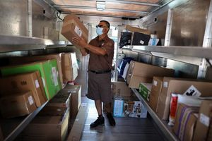 UPS to Offer Employees a Way