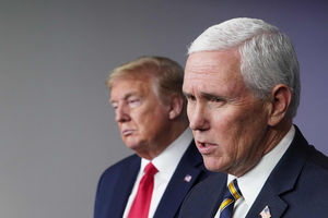 VP Mike Pence has not ruled